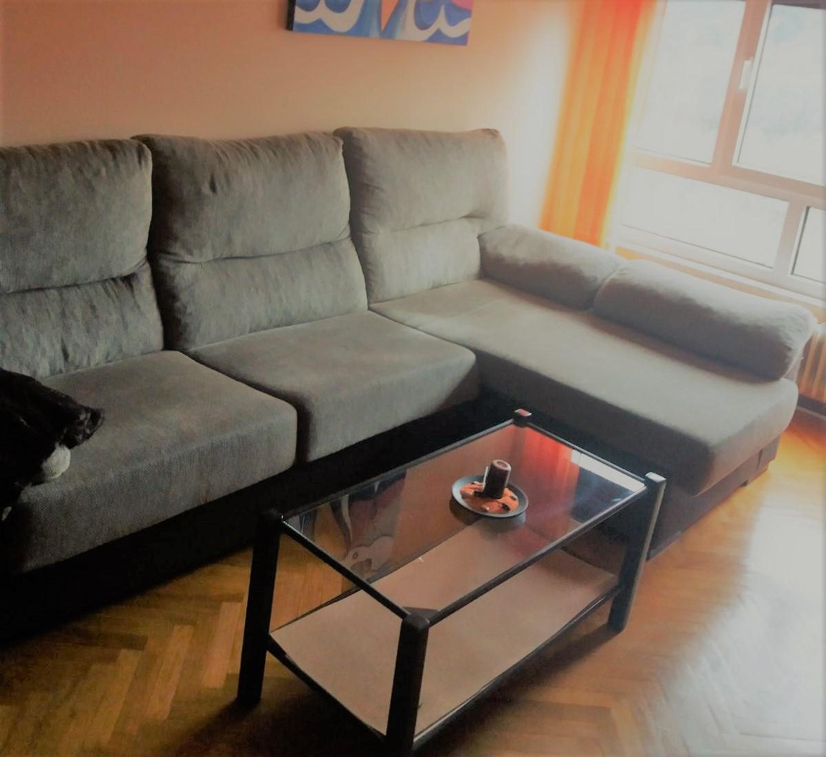Apartamento  con calefacción central – en zona sur de Lugo
