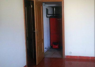 Sala caldera calefacción