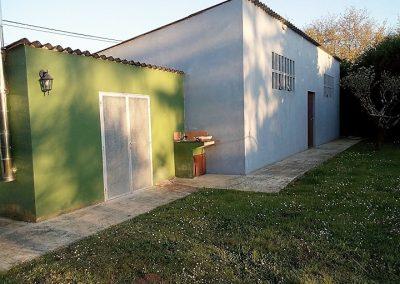 Anexos: garaje y alpendre