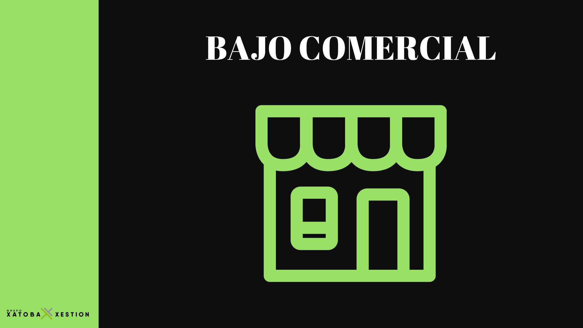 Amplio local comercial, ideal para inversión – en centro de Lugo