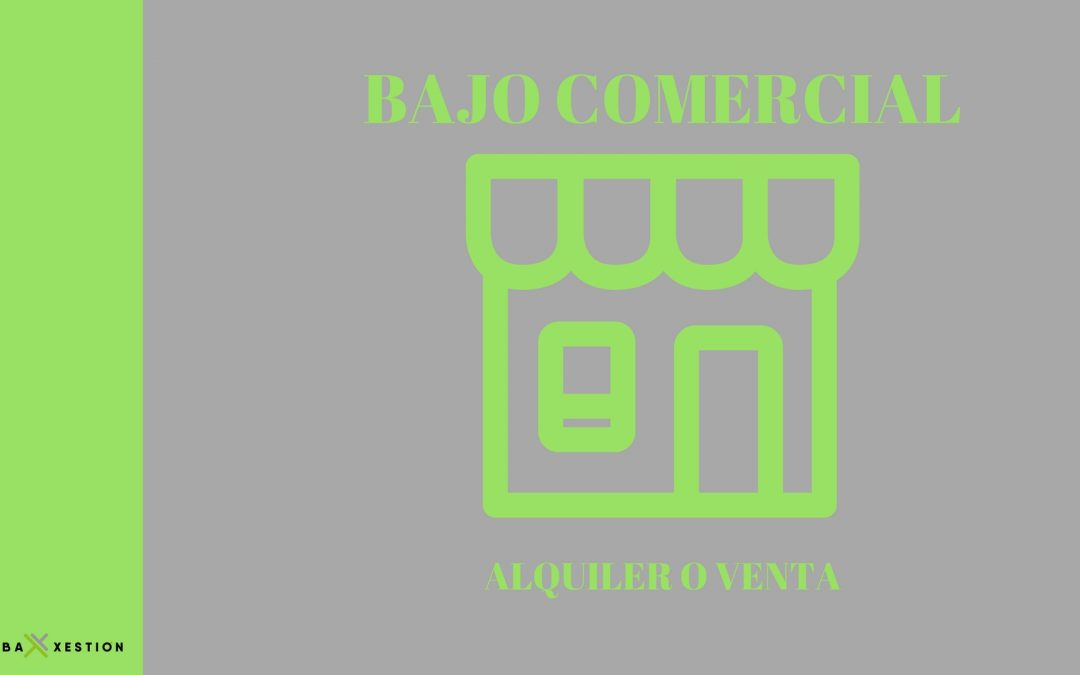 Bajo comercial para uso de almacén con oficina anexa – en Lugo