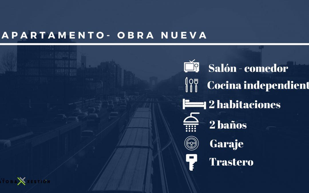 Apartamento de nueva construcción – en zona sur de Lugo