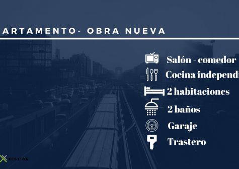 Apartamento en obra nueva –  en Nueva Milagrosa en Lugo
