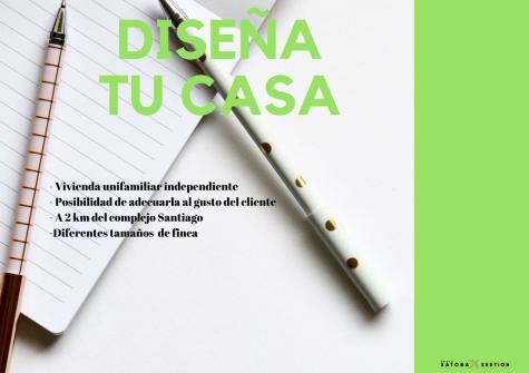 Unifamiliares independientes – próximos a Lugo