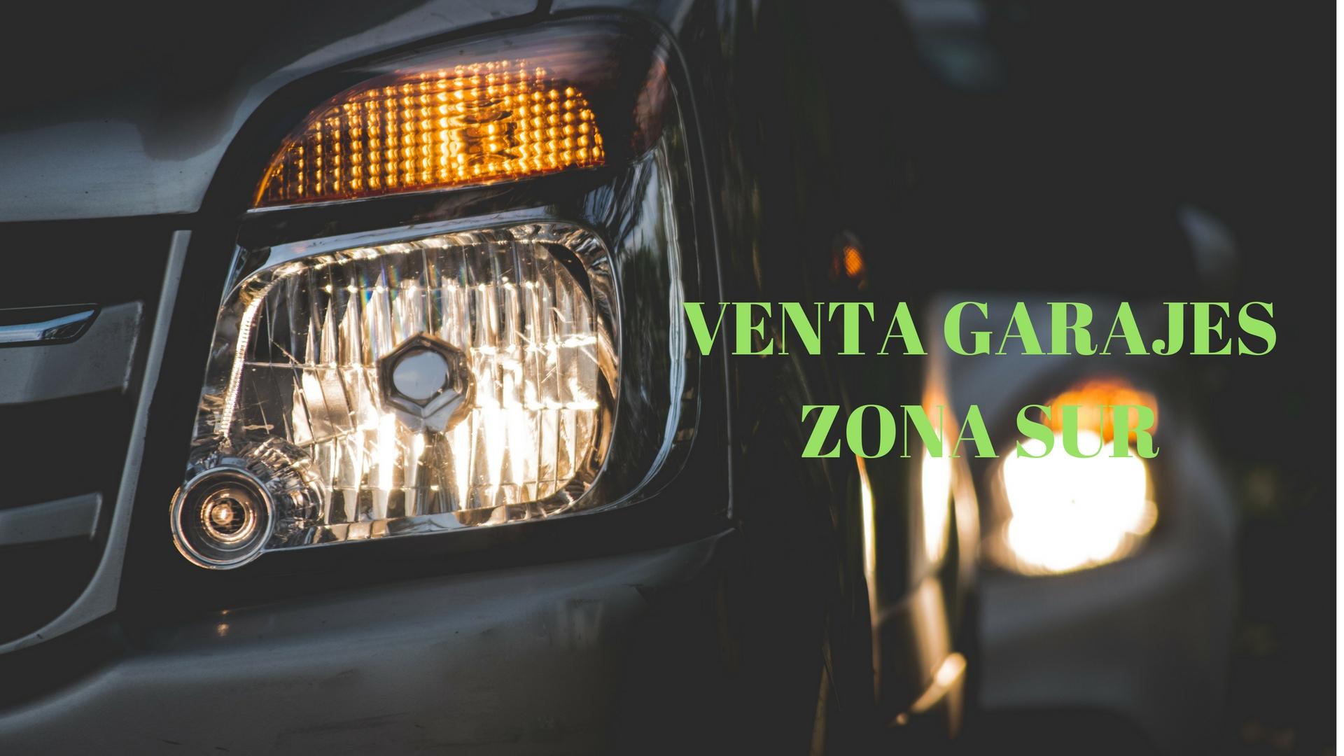 Se venden plazas de garaje – en zona sur de Lugo