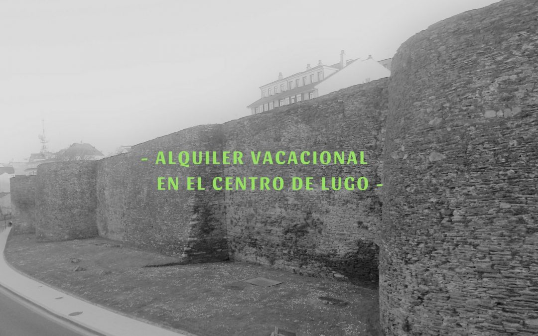 Piso para temporadas cortas – próximo al centro de Lugo