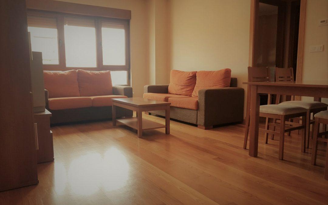 Apartamento moderno – a diez minutos andando de la Plaza Mayor de Lugo