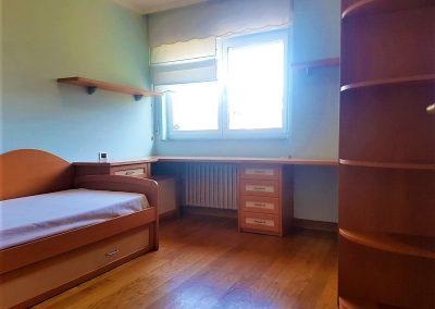 Habitación individual con cama nido