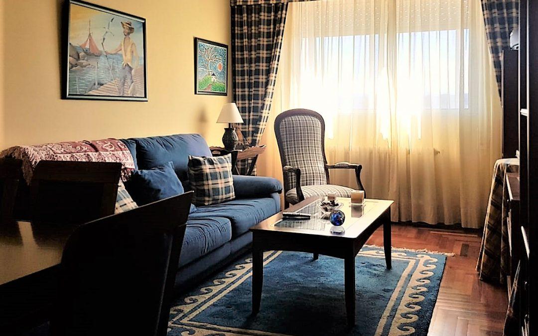 Apartamento amueblado – en Ronda das Fontiñas en Lugo