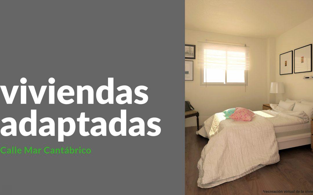 Apartamento en segunda planta, en obra nueva – en calle Mar Cantábrico en Lugo