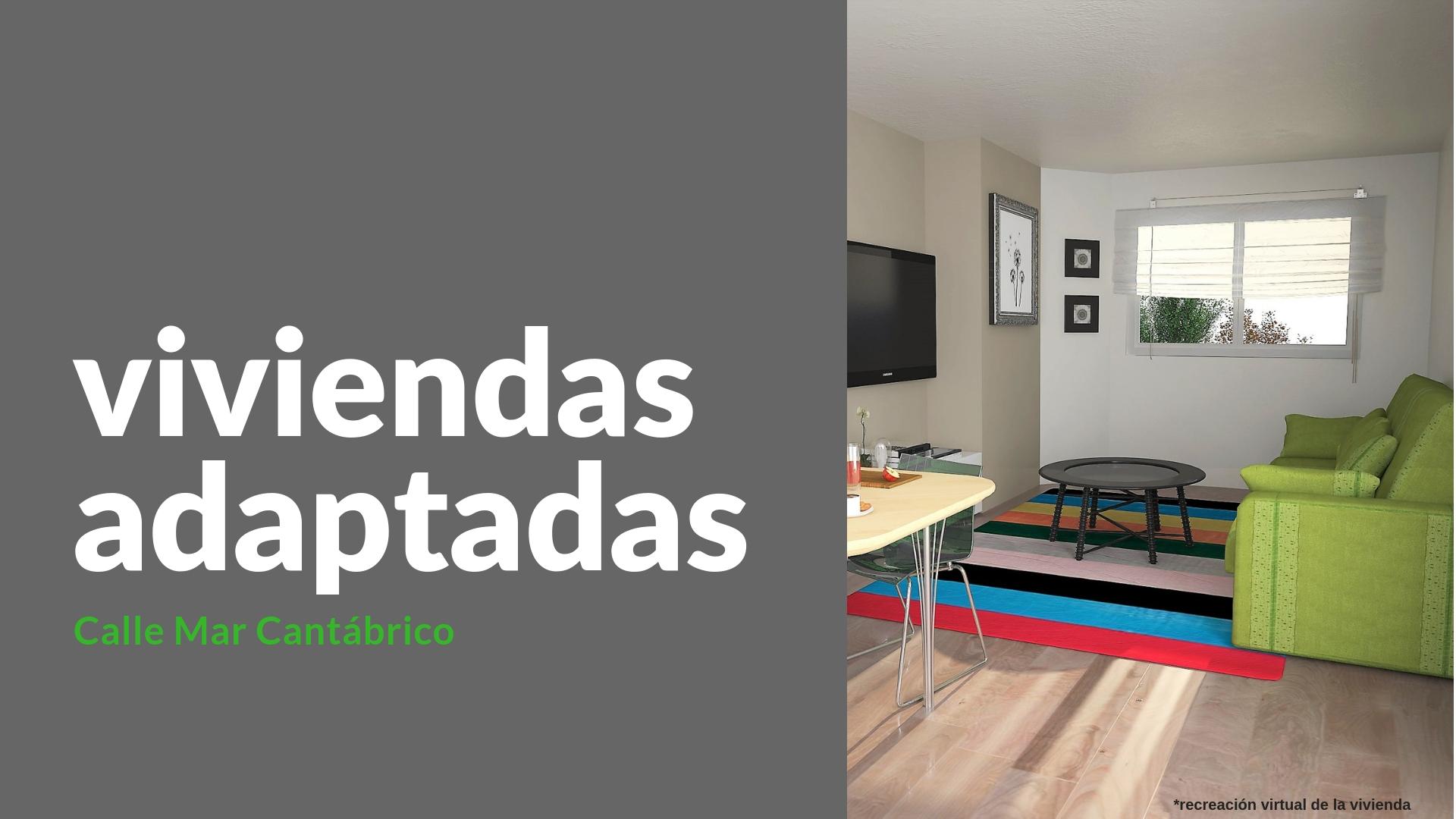 Apartamento con terraza en obra nueva – en la calle Mar Cantábrico de Lugo