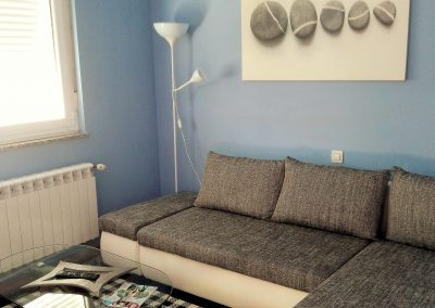 Habitación como sala