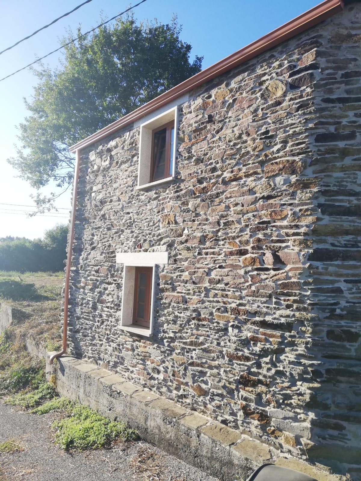 Casa para reformar con finca – en Lugo, carretera de O Corgo