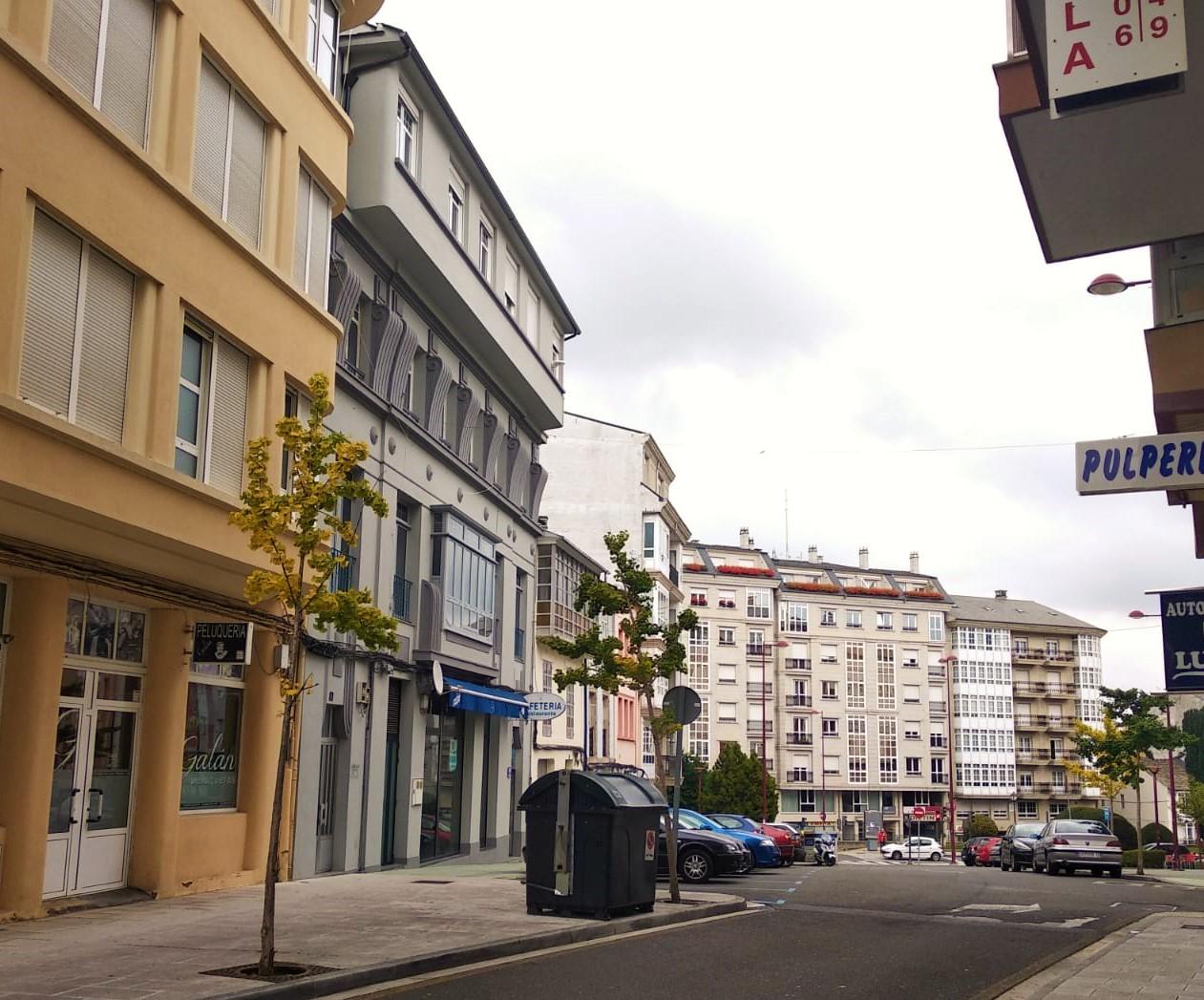 Piso sin ascensor para inversionistas – en Plaza Mártires de Carral en Lugo