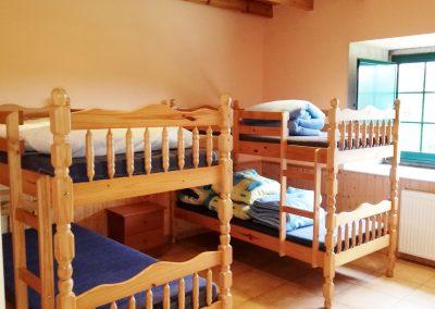 Habitación camas gemelas