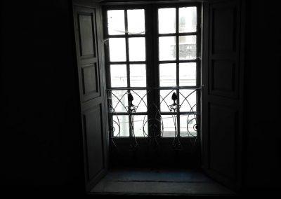 Ventanas con balcón