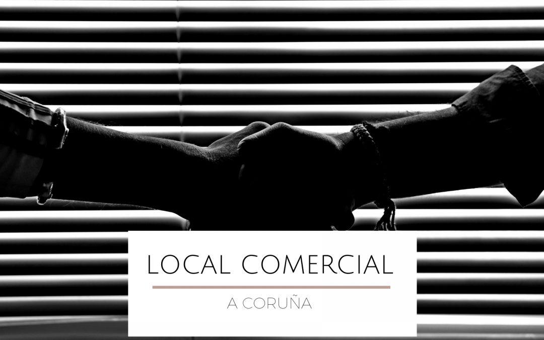 Increíble bajo comercial – en A Coruña