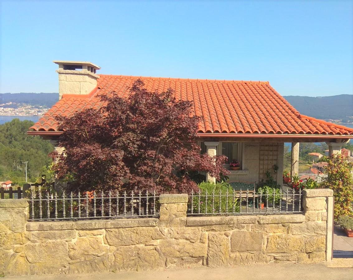 Chalet de cantería – en Marín (Rías Baixas)