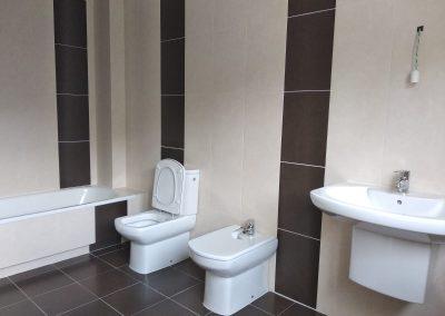Baño habitación suite