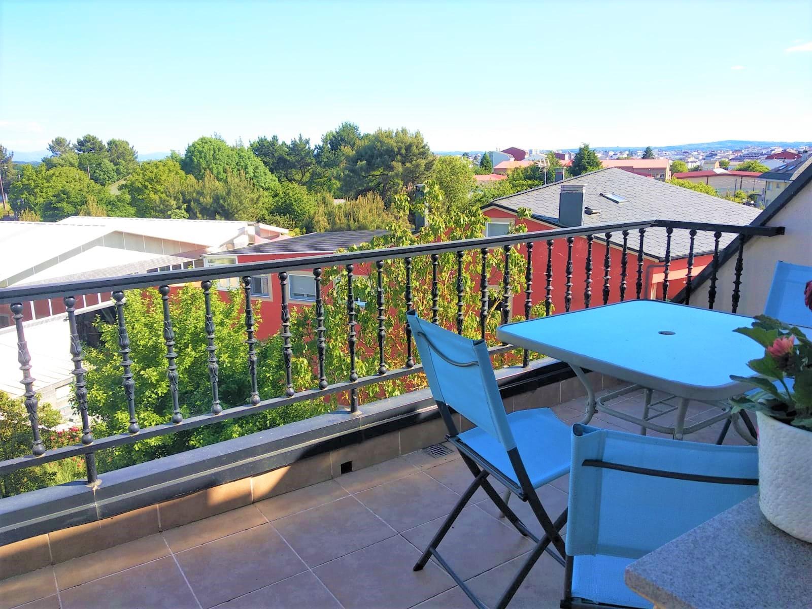 Duplex amueblado – en zona Gándaras en Lugo