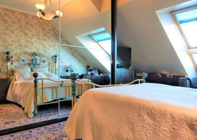 Habitación suite con vestidor y baño con hidromasaje