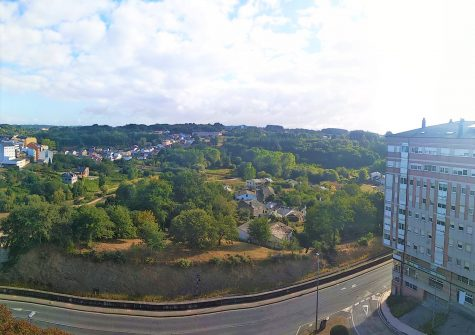 Piso amueblado – en Ronda das Fontiñas (Lugo)