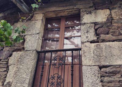 Detalle balcón