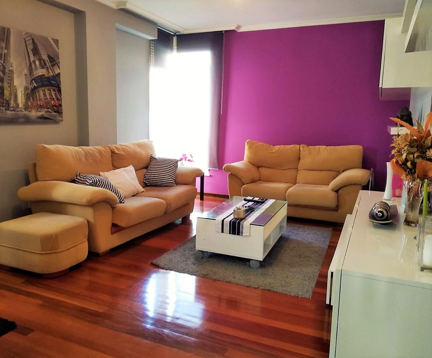 Apartamento amueblado – en avenida de Magoi (Lugo)
