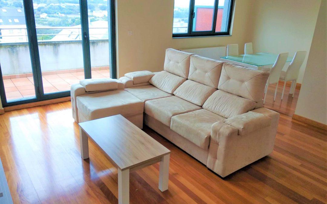 Se vende duplex amueblado – en Avenida de Magoi (Lugo)
