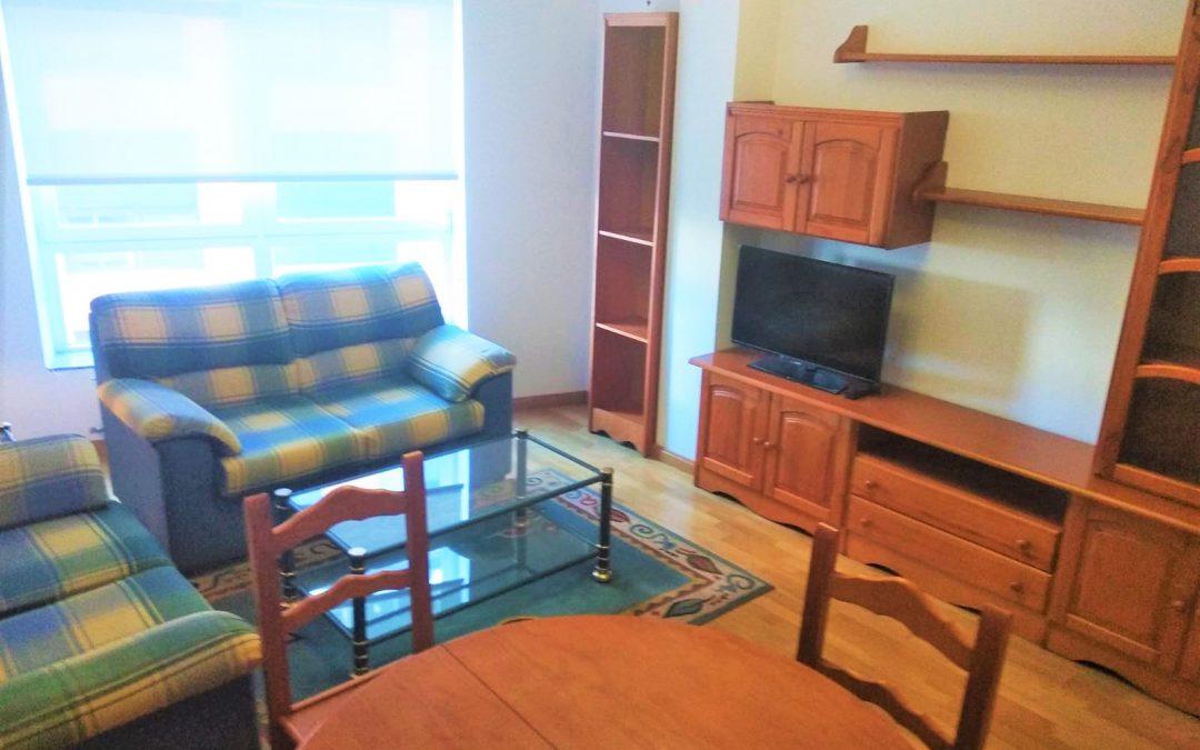 Apartamento amueblado – en calle Montero Ríos (Lugo)