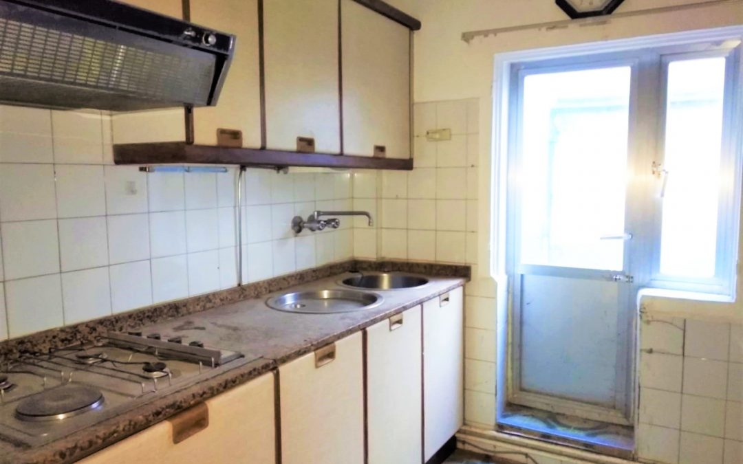 Apartamento para reformar – en calle Lavandeira (Lugo)