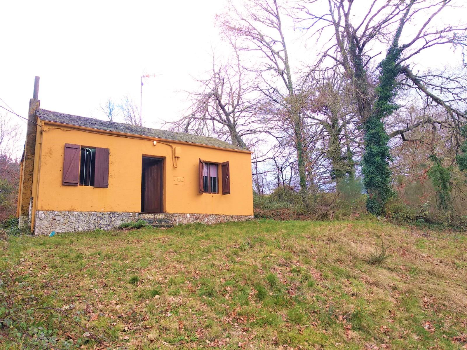Casa con encanto – en A Fonsagrada (Lugo)