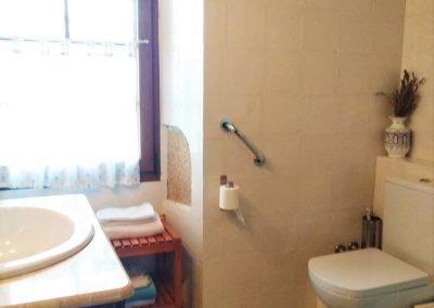 Bañó habitación principal