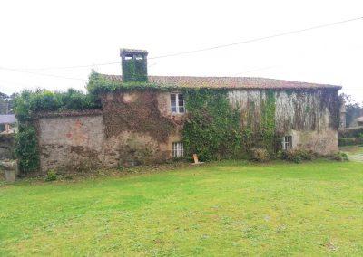 Casa de caseros para reformar