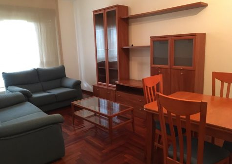 Apartamento amueblado en alquiler – en avenida de Magoi (Lugo)