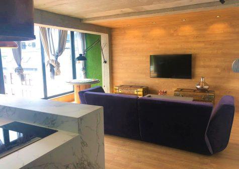 Espectacular piso completamente reformado – en Doctor Gasalla (Lugo)