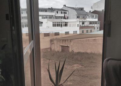 Vistas balcón del salón