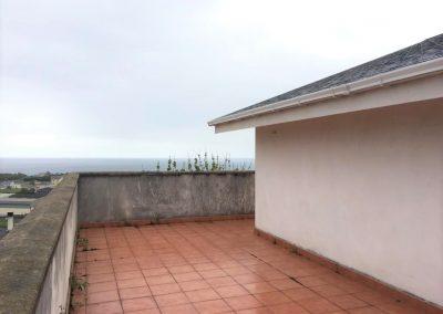 Terraza suite planta alta