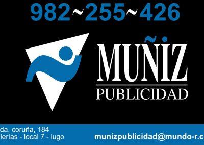 Publicidad Muñiz