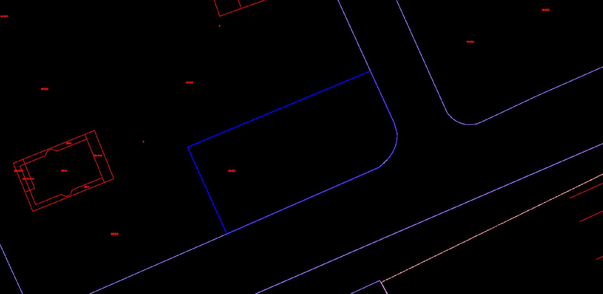 Parcela edificable – en Louzaneta (Lugo)