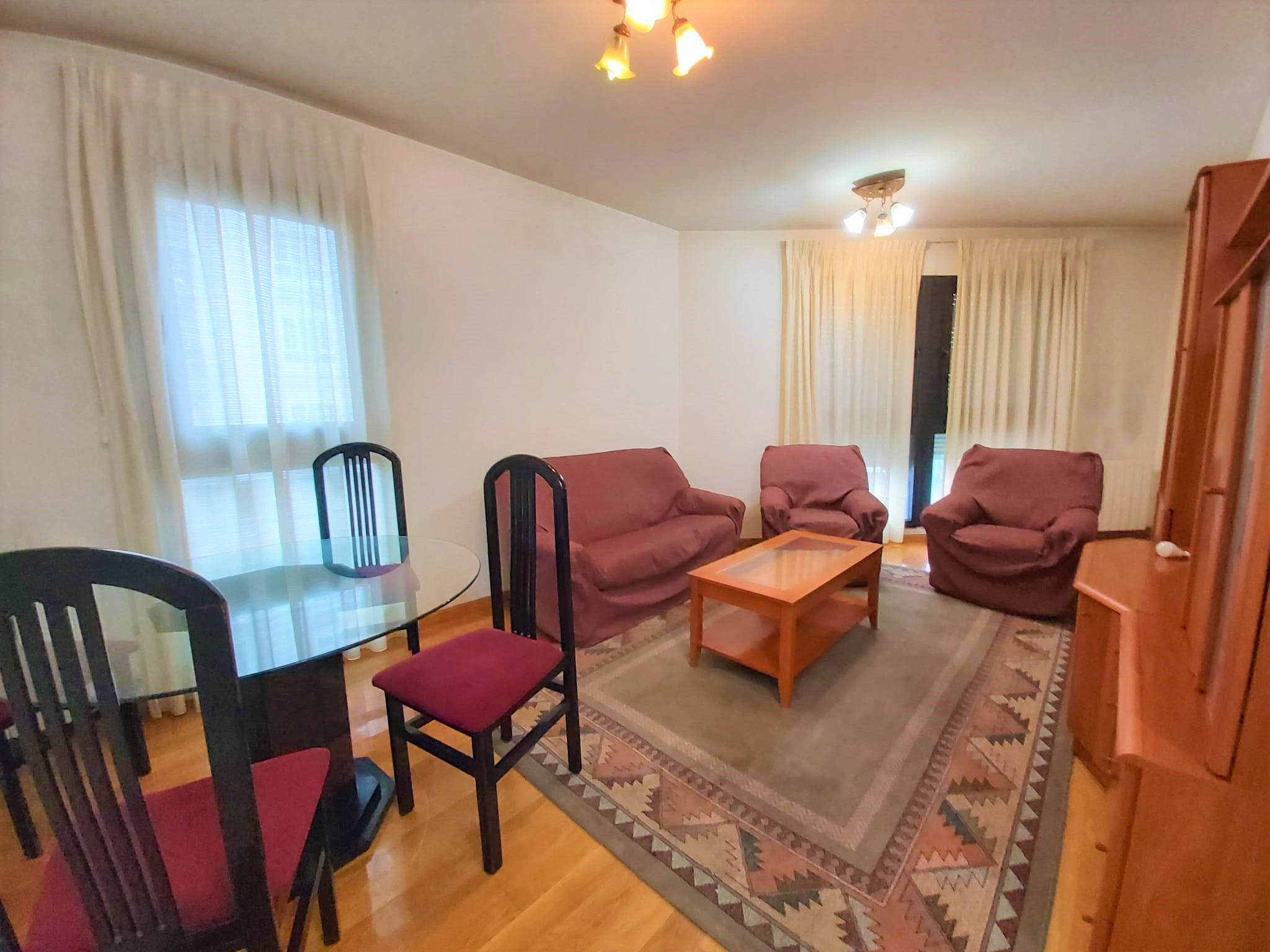 Apartamento amueblado – en Rúa do Pomar (Lugo)