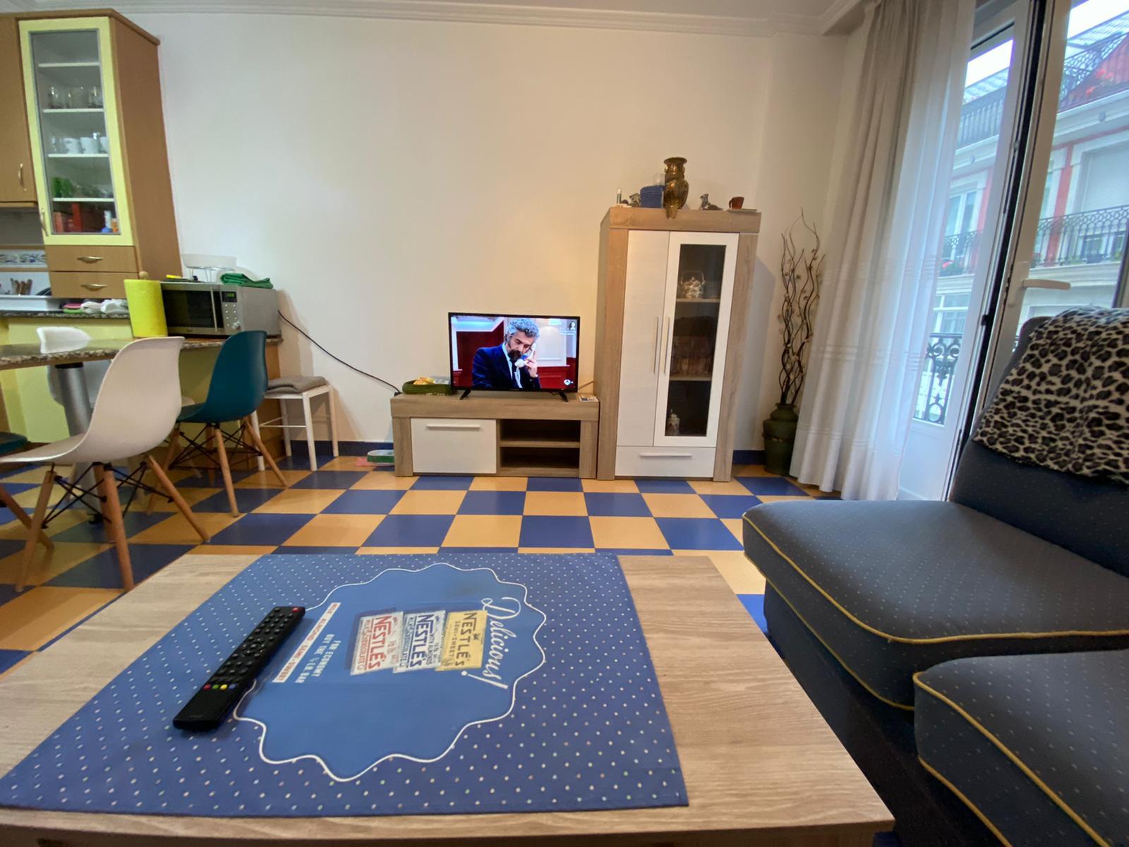 Apartamento amueblado – en el centro de Foz