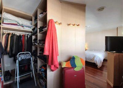 Suite con vestidor y baño privado