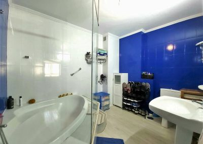 Baño privado con bañera
