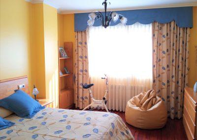 Suite principal con baño y vestidor
