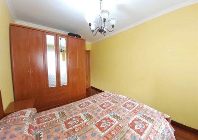 Habitación doble con armario